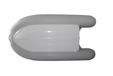 Dynamic 260 Inflatable Boat Pvc Gray