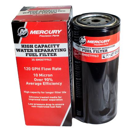 Mercury Fuel Filter