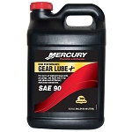 Mercury Gear Lube High-Performance | SAE 90 | 2.5 Gallon | 858065K01