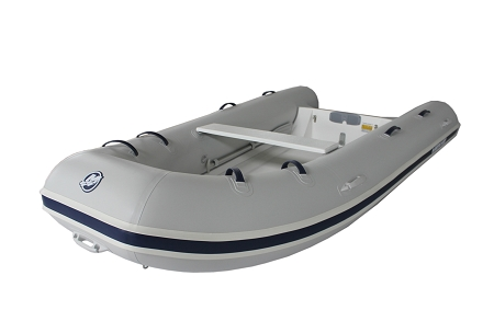 Ocean Runner 290 300 Inflatable Boat Pvc Gray