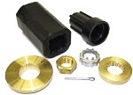 Flo-Torq II Evinrude & Johnson V-6 V-8 Hub Kit 8M0119082 superseded from 835267Q1