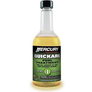 Mercury Quickare | Fuel Treatment 12 oz | 8M0047930