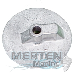 Anode Plate | Aluminum | 76214T1 | Mercury Outboard