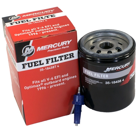 Mercury Outboard Water Separating Fuel Filter 18458t4