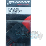 Fuel Line Connector (Female) Quick Disconnect, Mercury, 22-13563T7
