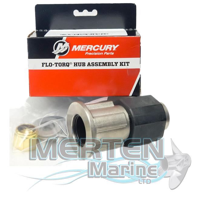 Flo-Torq II Mercury 1-1/4