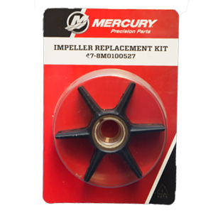 Impeller Replacement Kit, Mercury 8M0100527 | Merten Marine