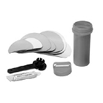 HP Repair Kit - Air Deck - White and Gray Achilles