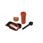 PVC Fabric Repair Kit - Heavy Duty - Red and Black | 8113145