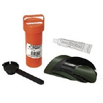 PVC Fabric Repair Kit - Heavy Duty Adventure models - Dark Green Fabric | 883902002
