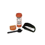 PVC Repair Kit - Heavy Duty - Black/Dark Green Fabric