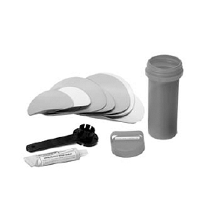PVC Fabric Repair Kit - Roll Up - Gray | 885161003