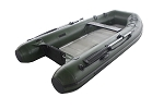 Adventure 340 Sport Inflatable Boat - PVC Green