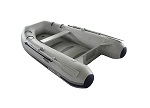 Air Deck 320/340 Inflatable Boat - PVC Gray