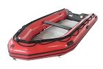 Heavy Duty 430 Inflatable Boat | HP Red Fabric
