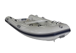 Ocean Runner 340/350 Inflatable Boat - HP White