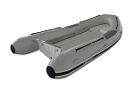 Ocean Runner 460 Inflatable Boat - PVC Gray