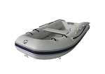 Sport 270 Inflatable Boat - PVC Gray