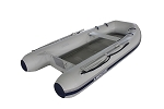 Sport 340 Inflatable Boat - PVC Gray