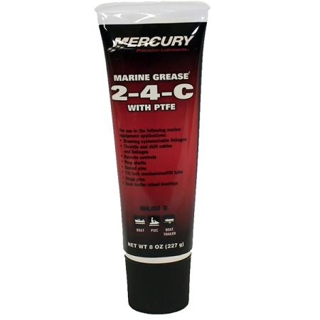 Marine Grease C With Ptfe Fl Oz