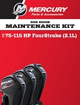 F75 - 115 HP 2.1L 300-Hour Maintenance Kit 8M0097855