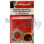 Prop Nut and Tab Washer Kit 8M0056235