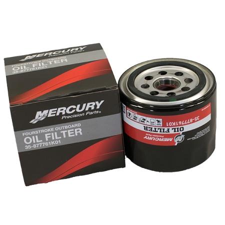 Mercury 4-Stroke Outboard Oil Filter 877761K01