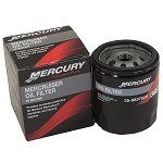 Mercury MerCruiser Oil Filter | V-6 models without remote oil filter | 883702K
