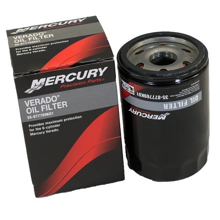 Mercury 4-Stroke Outboard Oil Filter 8M0065104