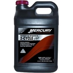 Mercury Premium Plus Synthetic Blend 2-Stroke Oil | 2.5-Gallon | TC-W3 | 858028K01