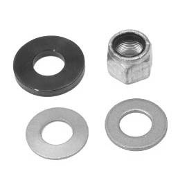 Prop Nut Kit for 1.25 inch HD Hub Kit 840389K06 - 840383A2