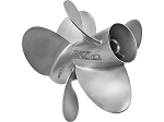 23 Pitch | Bravo Three Diesel Mercury Propeller | 4X3 Paired Set | 8M0074867-8M0074868