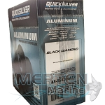9 3/4 x 6 Pitch | Black Max Mercury Propeller | Black Diamond KICKER |  3-Blade | 850204A12