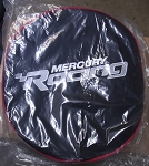 Mercury Racing CNC New Padded Prop Cover 18-inch 8M0134104