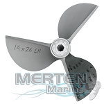 14 x 26 Mercury Cleaver | 3 BL | LH | SOLD