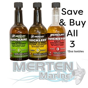Mercury Fuel Treatment Package 8M0047930 8M0047931 8M0047932