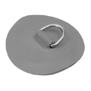 D-Ring Molded for HP boats - White color - Large