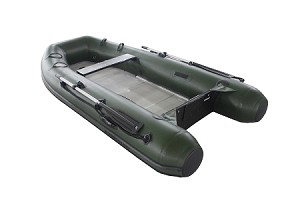 Adventure 310 Sport Inflatable Boat - PVC Green