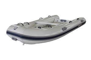 Ocean Runner 290/300 Inflatable Boat - HP White