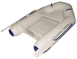 Roll Up 240 Inflatable Boat