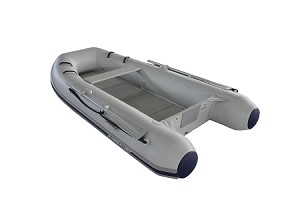 Sport 310 Inflatable Boat - PVC Gray