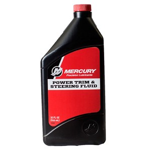 Mercury Power Trim and Steering Fluid | 1 Quart