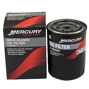 Mercury MerCruiser Ford Oil Filter 802886T