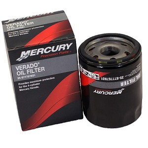 Mercury Verado 4-Cylinder Outboard Oil Filter 877767K01