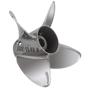 14 3/4 x 29 Pitch | Bravo 1 OC Mercury Propeller | RIGHT-HAND | 8M0092004
