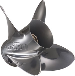 15 1/4 x 27 Pitch | Bravo 1 FS Mercury Propeller | RIGHT-HAND | 8M0064472