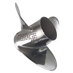 15 3/8 x 18 Pitch | Mirage Plus Mercury Propeller | RIGHT-HAND | 889620A46