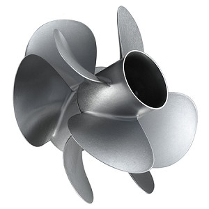 M14 | Zeus Mercury Propeller | 4-Blade| REAR RIGHT-HAND | 8M8024010