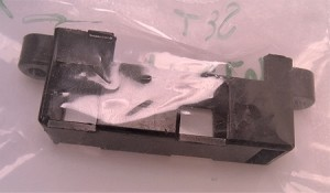 Mercury | COWL LATCH HOUSING & COWL LATCH | Package Quantity @1 | 87608 | 67241